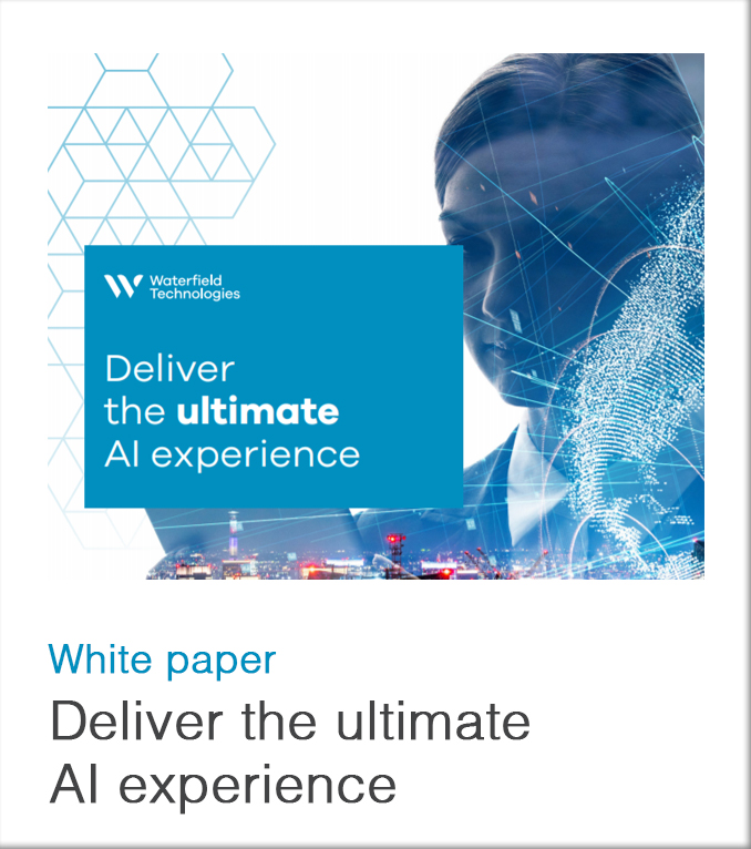 White paper: Deliver the Ultimate AI Experience